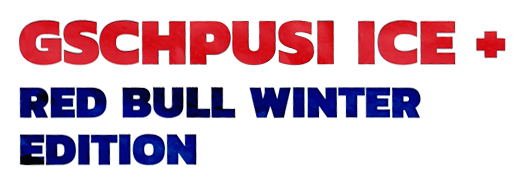 Gschpusi Ice + Red Bull Winter Edition